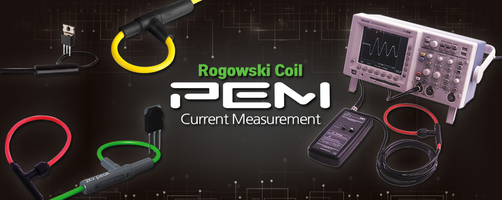Rgowski Coil, Current Measurement, PEM